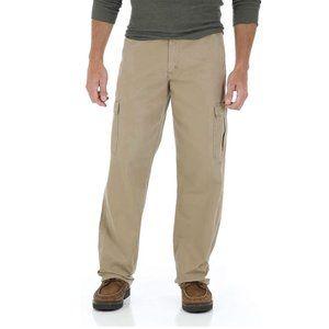 Wrangler   Outdoor Beige Utility Cargo Pants 32x30